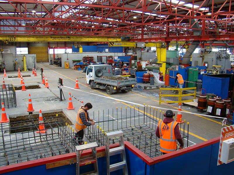 Industrial Concrete Services Wellington