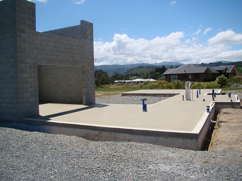 Concrete Foundations Wellington