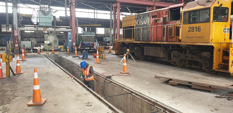 Concrete Pits Wellington