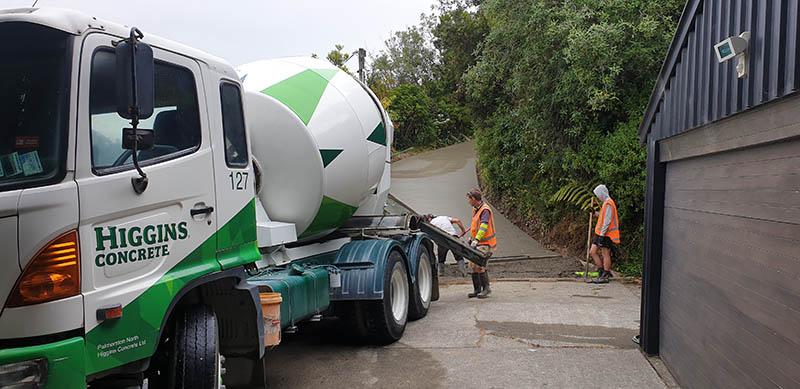 Concrete Mixer Wellington