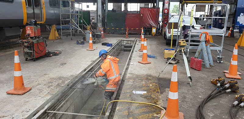 Concreting Services Wellington