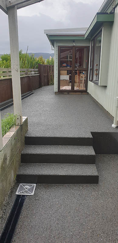 Concrete Steps Wellington