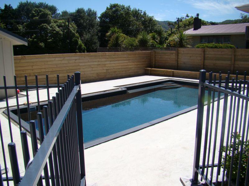 Concrete Pool Pavements