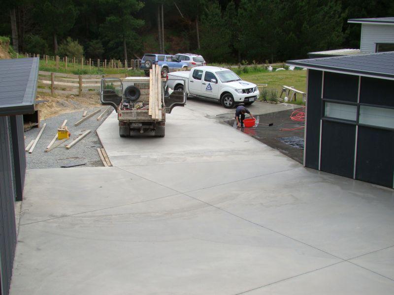 Concrete Pavements Wellington