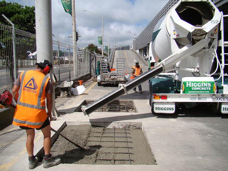 Concrete Repair Wellington