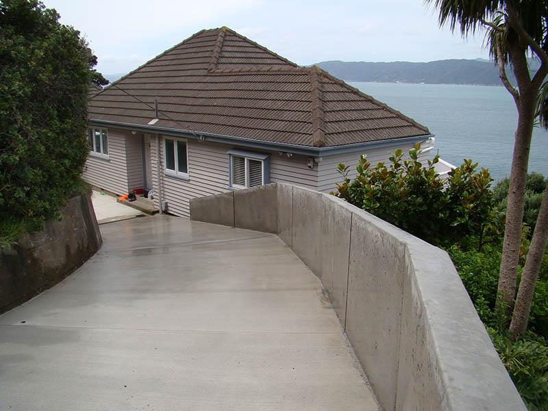 Concrete Driveway Wellington