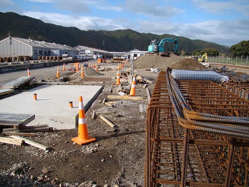 Concrete Services Wellington