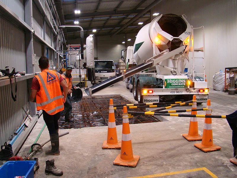 Concrete Construction Wellington
