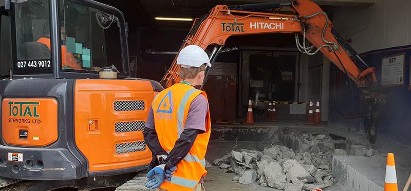Excavation & Demolition Wellington