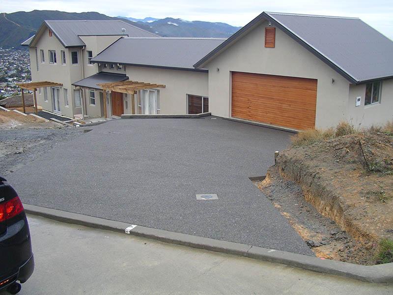 Concrete Driveways Wellington