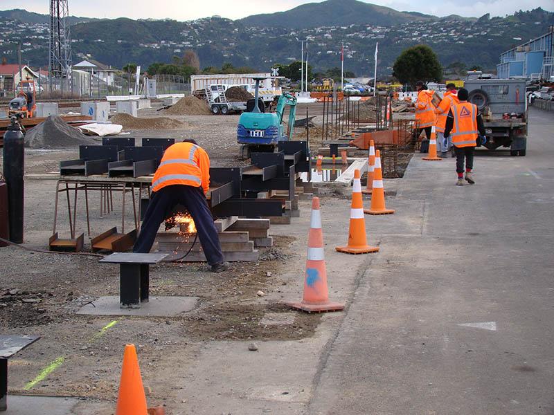 Concrete Contraction Wellington