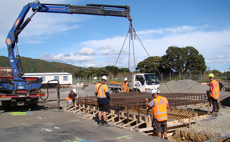 Concrete Slabs Wellington