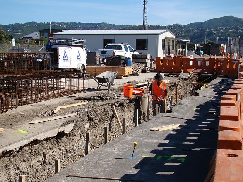 Excavation Wellington