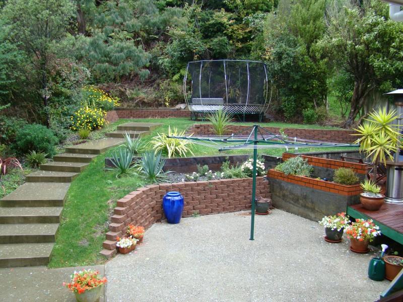 Residential Courtyard Design Wellington