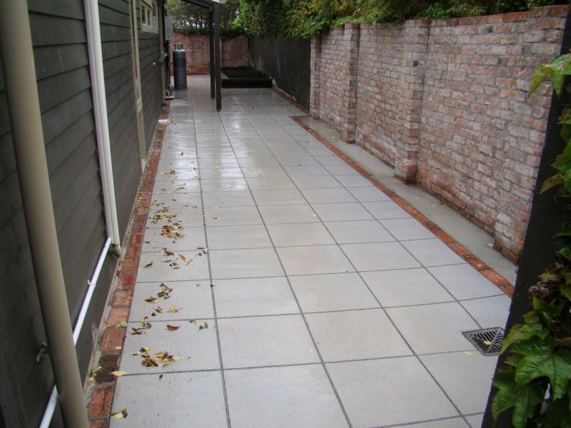 Concrete Tiling