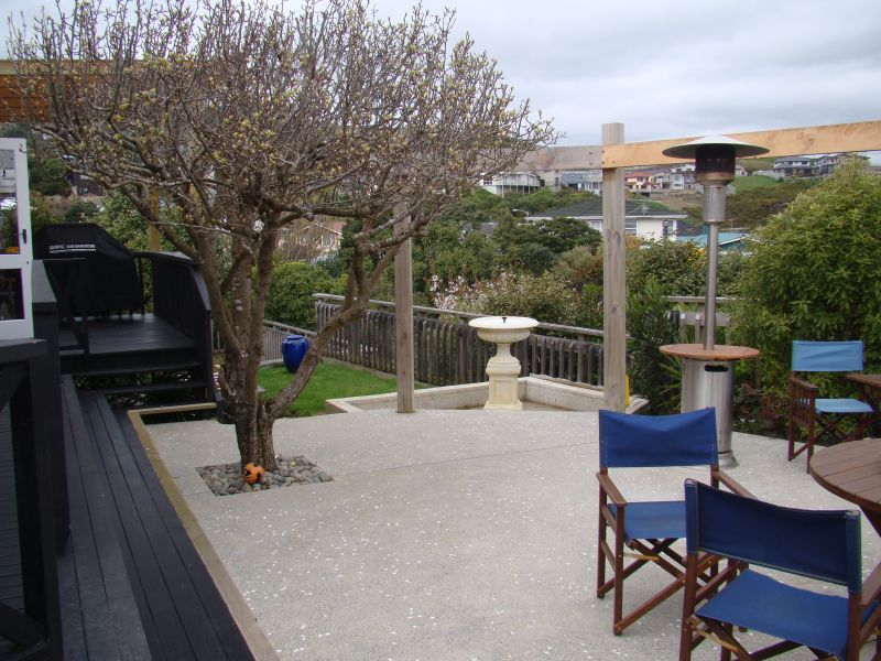 Residential Courtyard Design